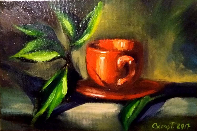 Картина Чайная церемония - автор Скляр Татьяна