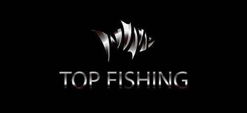 Логотип Top fishing, дизайнер Скляр Татьяна