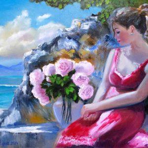 Купить картину маслом для интерьера_картины в интернет-магазине