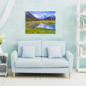 Купить картину маслом для интерьера_Картина на стене