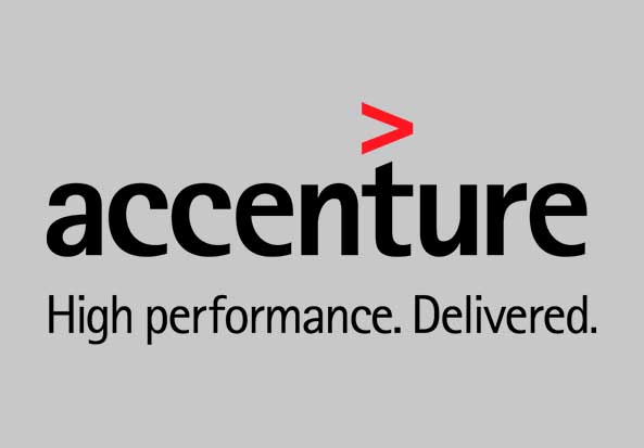 Accenture логотип