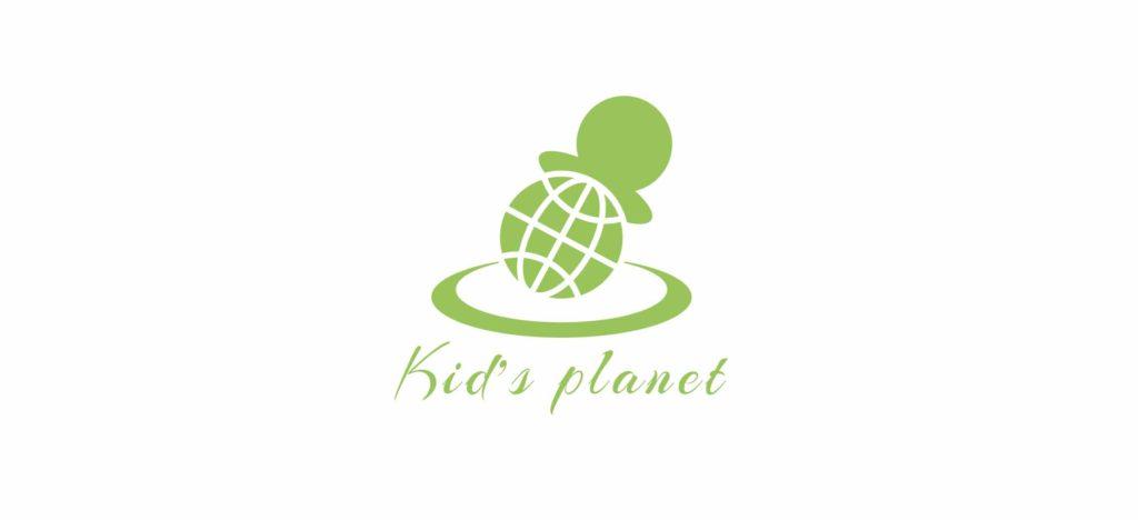 логотип на заказ, заказать логотип, Kid's planet, Скляр Татьяна дизайнер
