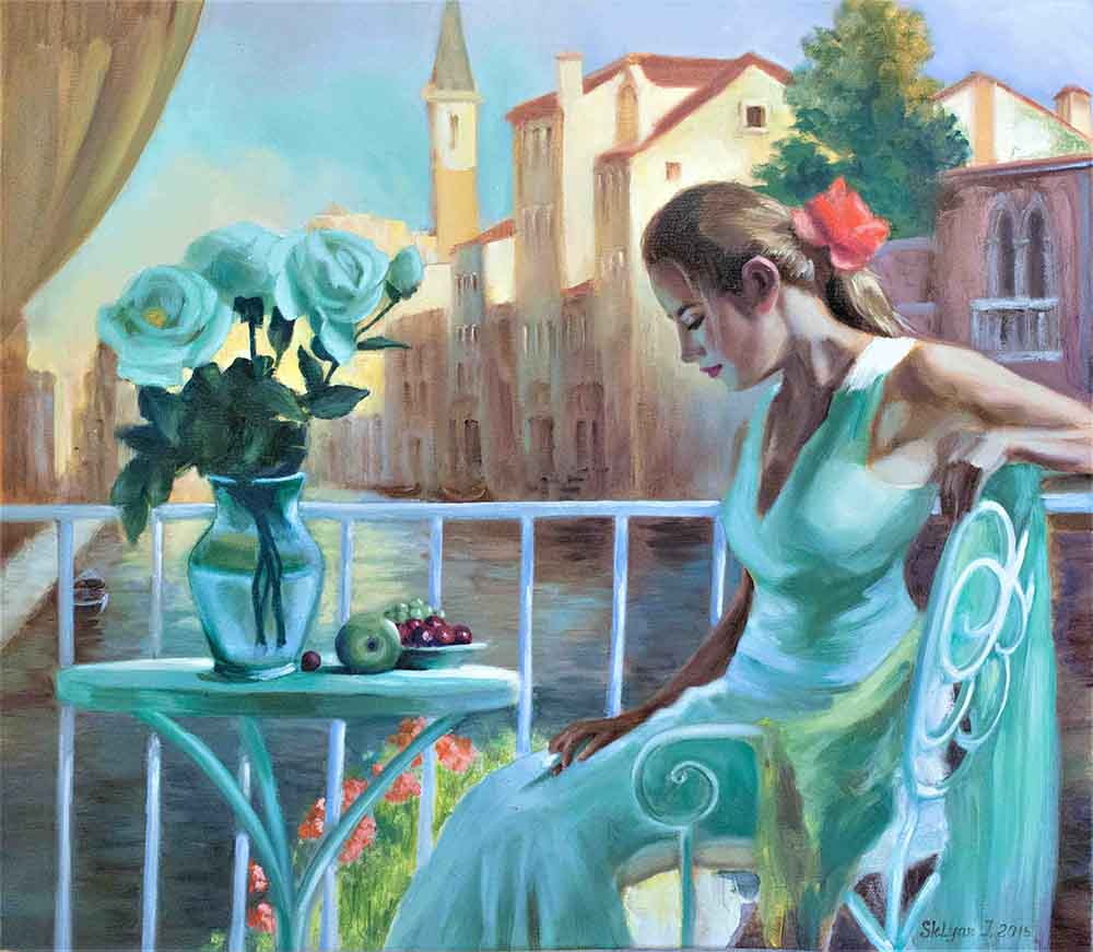 Венеция_купить картину в Украине, Киеве, Кривом Роге в интернет магазине